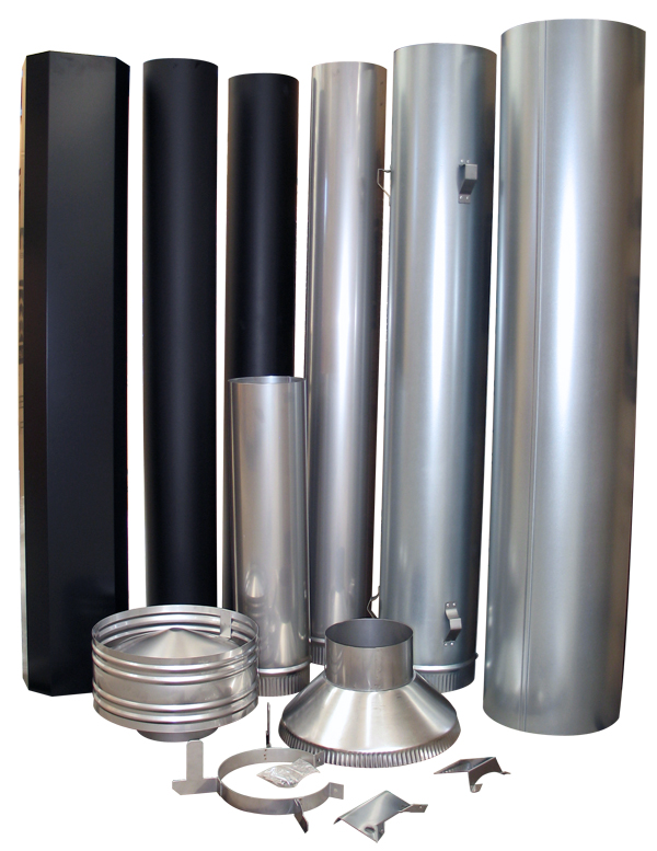 Fisher Flue Kit